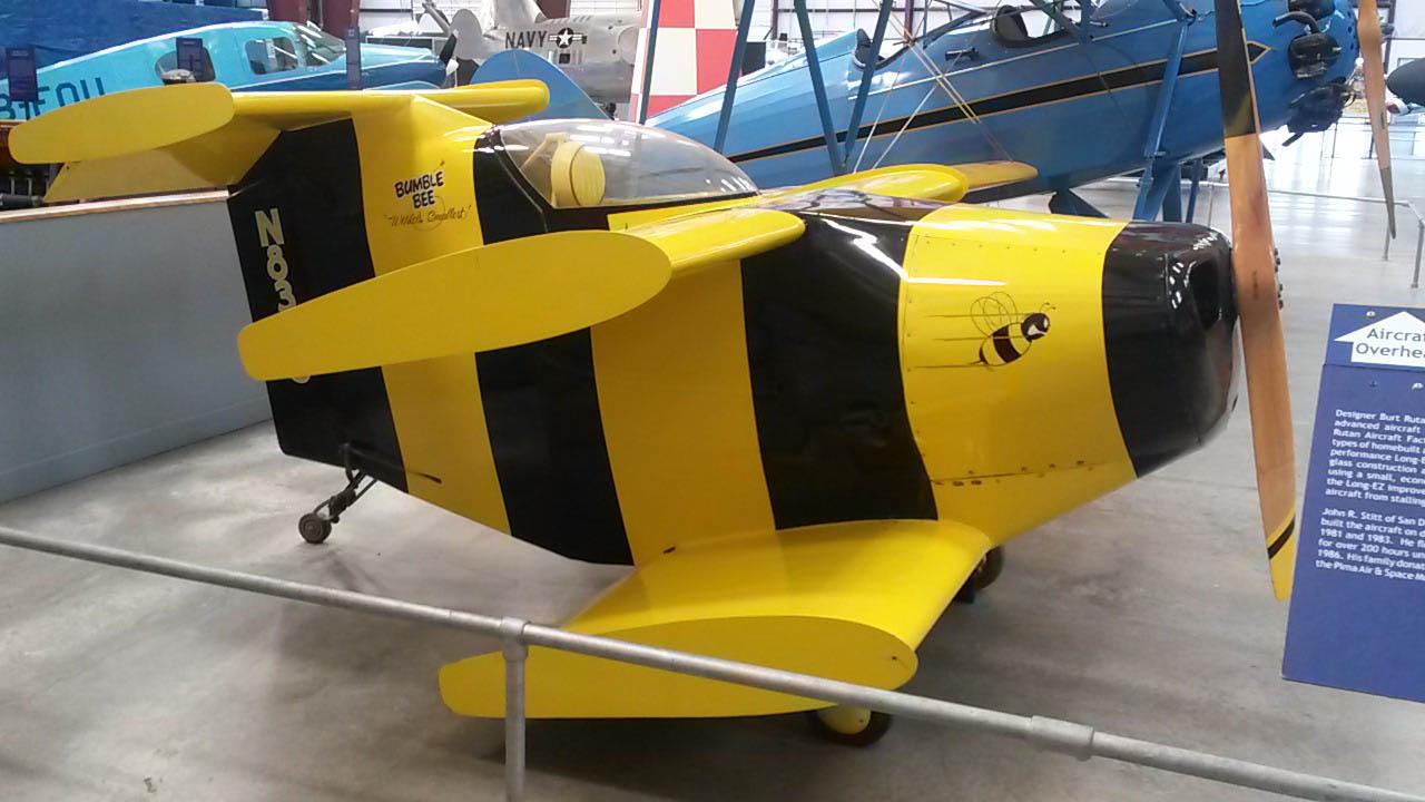 Bee Plane