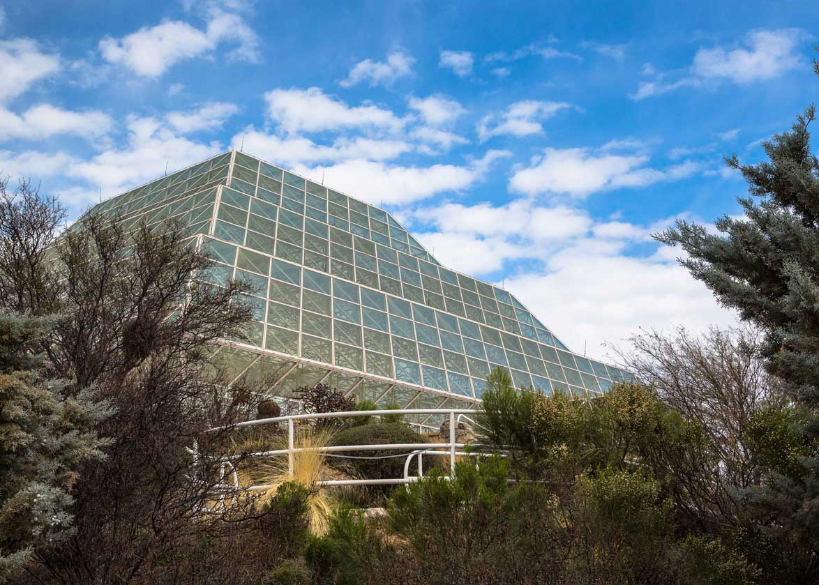 Biosphere Greenhouse