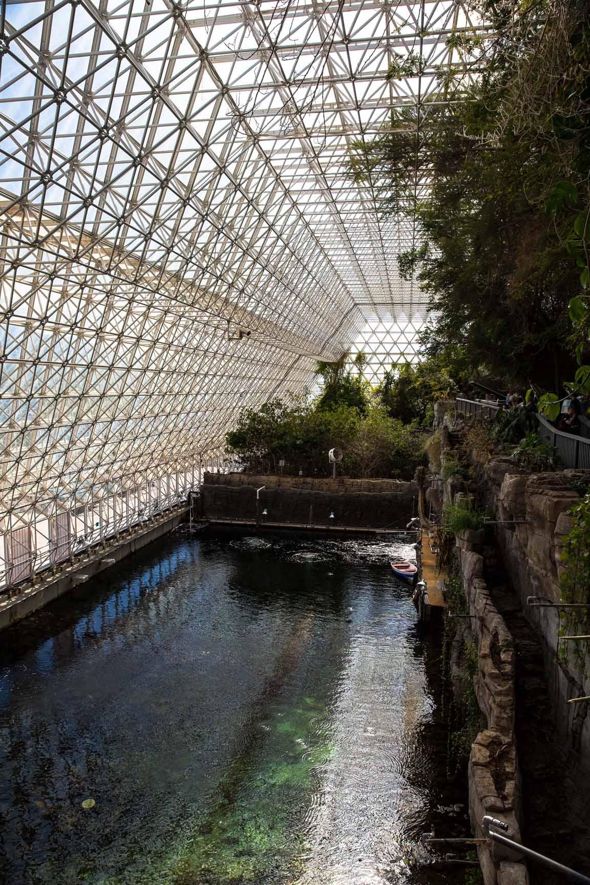 Inside biosphere2