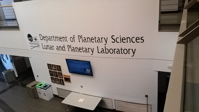 Lunar and Planetary Lab